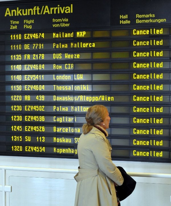Many passengers have no way of knowing when they'll reach their destinations...Photo: DPA