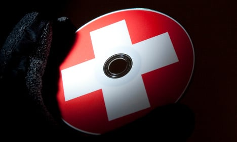 Swiss mull lawsuit against Germany over bank data