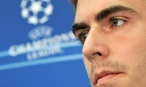 Lahm to lead Germany in World Cup