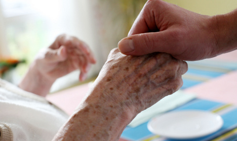 Brüderle accused of blocking minimum wage for care workers
