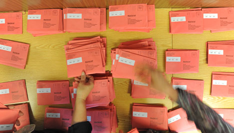 Voters blasé ahead of crucial state vote in the Rhineland