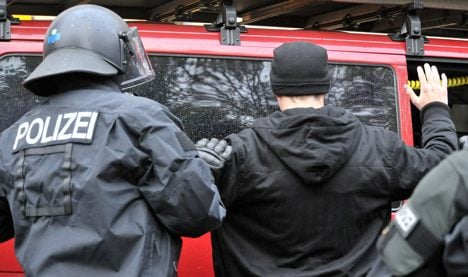Attacks on police rise dramatically