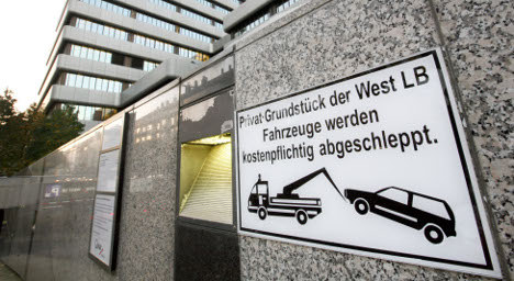 Parking lot 'sheriff' jailed for draconian towing scam