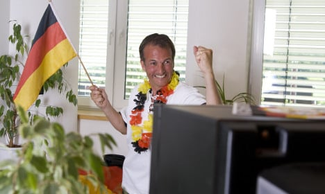 Employers' group supports watching World Cup at work