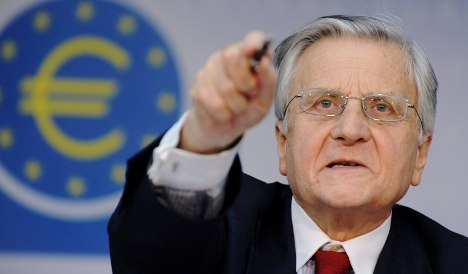 ECB head blames Germany and France for debt crisis