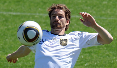 Friedrich says German squad ready for World Cup without Ballack