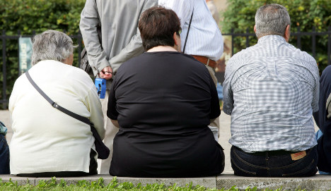 Germany is getting fatter