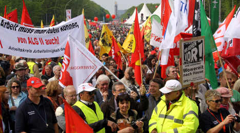 Unions warn unfair cuts would prompt trouble