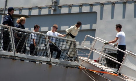 Court agrees to German trial for Somali pirates
