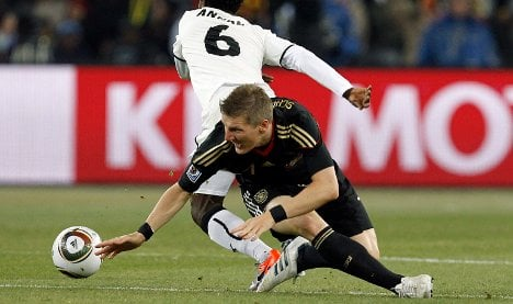 Germany hopes Schweinsteiger will be fit for England clash