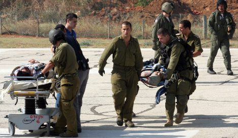German among wounded in Israeli sea attack