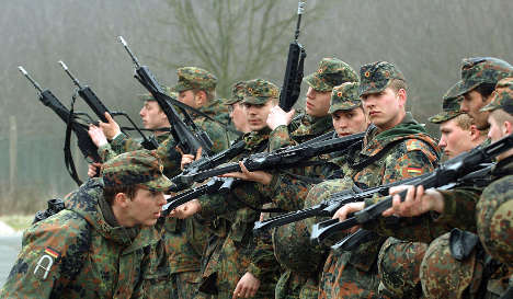 Military plans exclude conscripts