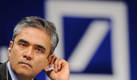 Indian banker touted as potential Deutsche CEO