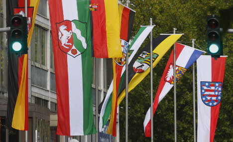Politicians suggest reducing German states