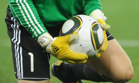 Adidas expecting football sales of €1.5 billion in 2010