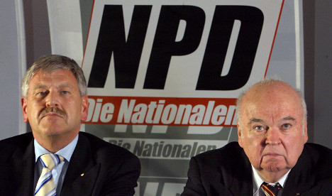 Neo-Nazi parties look for salvation through a merger