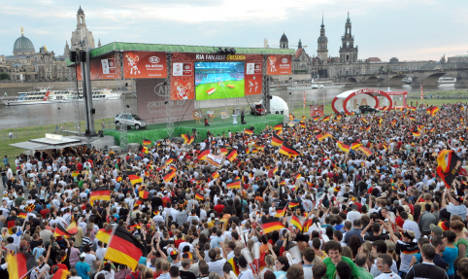 Where to watch World Cup matches in Germany