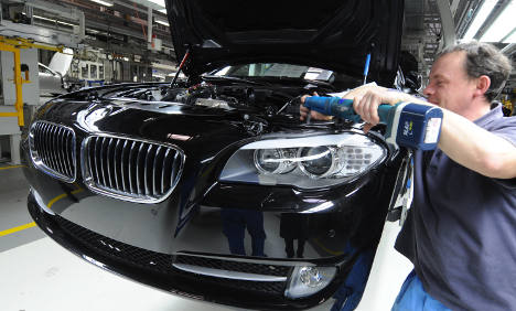 BMW and Daimler ramp up amid surging demand