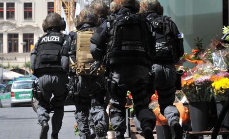 Leipzig hostage-taker wanted attention for malpractice suit