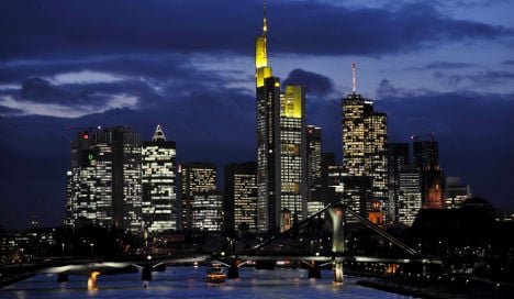 Germany, Britain and France agree to bank levy