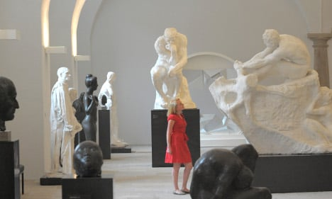 Dresden Albertinum reopens with 'art ark' for future flooding