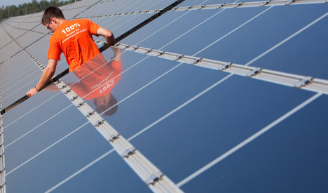 States aim to block cuts to solar energy subsidies