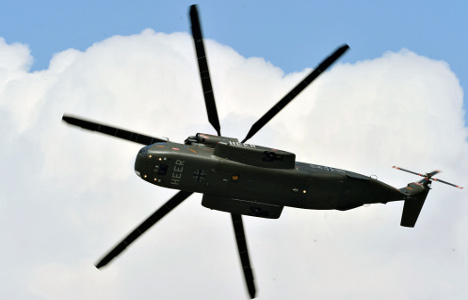 Berlin Air Show takes off