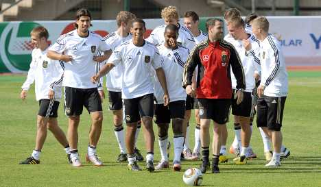 Germany ready for Aussie Socceroos in first World Cup match