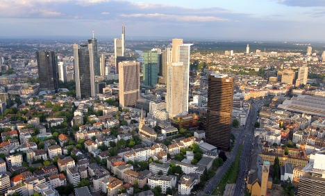 Germany ranked best for business in Europe