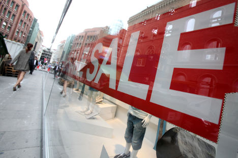 Retail sales drop for June as consumers remain cautious