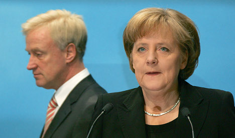 Merkel lonely at top as another ally departs