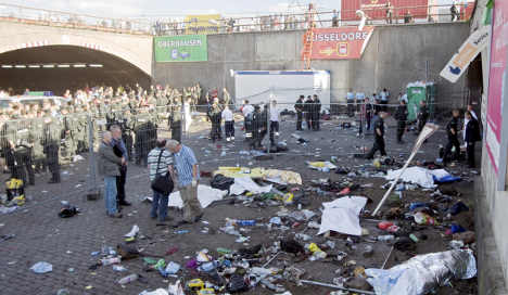Love parade founder Dr Motte blames new organisers for disaster