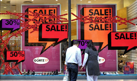 Summer retail clearance sales officially begin