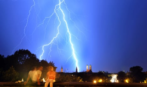 Deadly storms batter western Germany