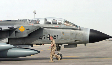 Bundeswehr outlines cuts to military hardware