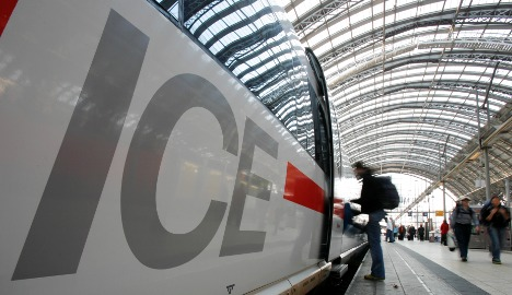 Deutsche Bahn planning high-speed trains to southern France and UK
