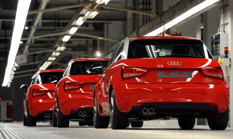 German luxury car market shows strong sales