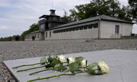 Neo-Nazis hack into Buchenwald concentration camp website