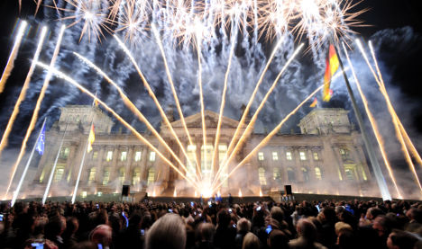 Economy in 'party mood,' survey finds