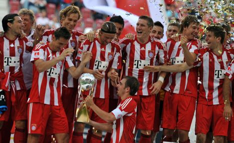 Bayern cruise to Super Cup victory