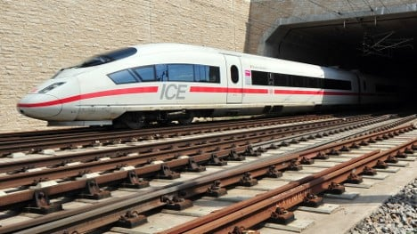 Police investigate ICE train malfunction in tunnel
