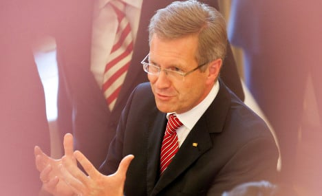 President Wulff investigated for financial irregularities