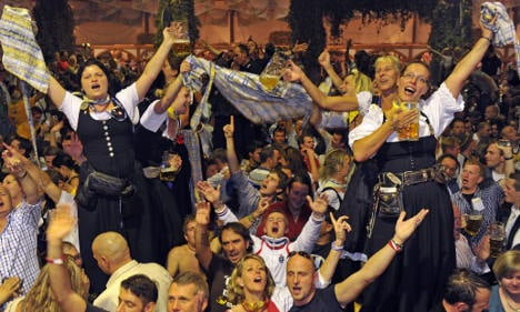 Drinking culture: Oktoberfest gets odour-eating bacteria