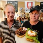 Alligator, ostrich and snails: Germans grill up exotic burgers in San Diego