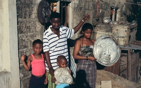East German Mozambicans campaign for rights