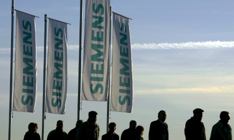 Siemens protects 128,000 jobs in Germany