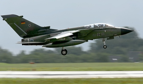 Germany to withdraw ISAF Tornados