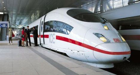 Buy DB Bahn's ongoing Germany specials from just €29!