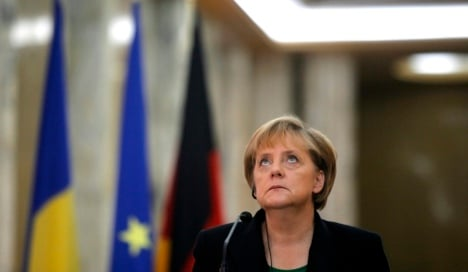 Poll shows Merkel's coalition at all-time low