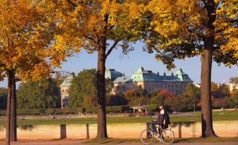 October to end with mild weekend